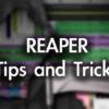Reaper-Tips-&-Tricks-alt