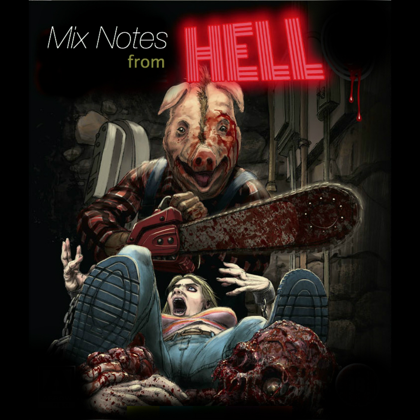 Mix Notes From Hell 1400